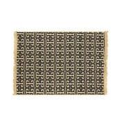 Modrý koberec Ya Rugs Tee, 80x150cm