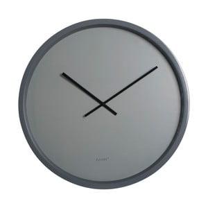 Šedé nástěnné hodiny Zuiver Time Bandit