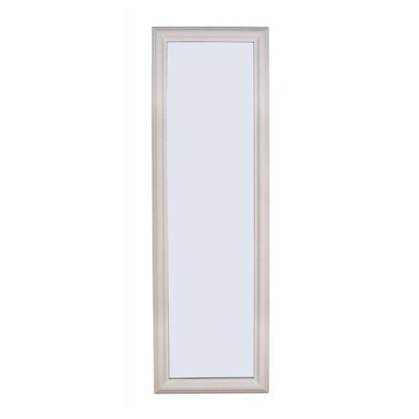 Nástěnné zrcadlo Sanzio Bianco, 42x132 cm