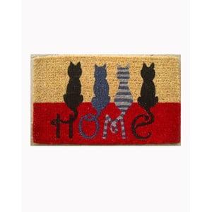 Rohožka Cats Home, 73x43 cm