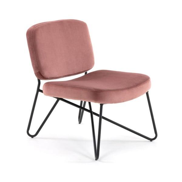 Circuit rózsaszín fotel - La Forma