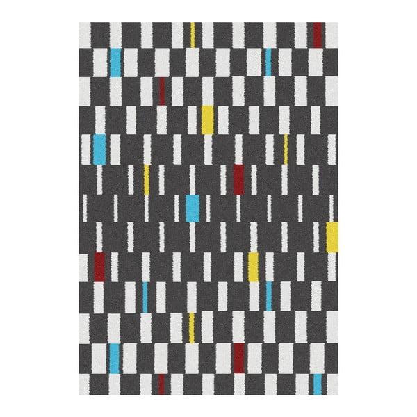 Koberec Universal Pandora Black, 160x230cm