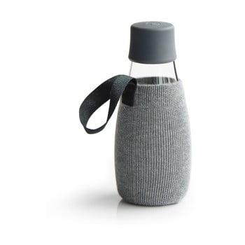 Husă pentru sticlă ReTap, 300 ml, gri imagine
