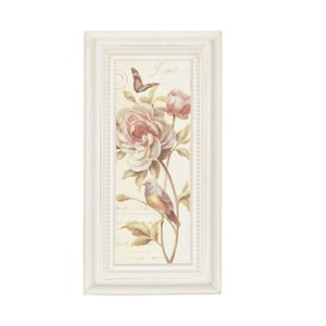 Obrázek Pink Rose 27x51 cm