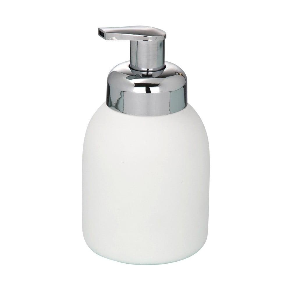 Bílý dávkovač mýdlové pěny Wenko Foam