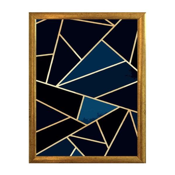 Poster cu ramă Piacenza Art Mozaik, 30 x 20 cm
