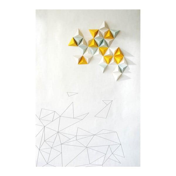 Dekorace Triangle no. 1