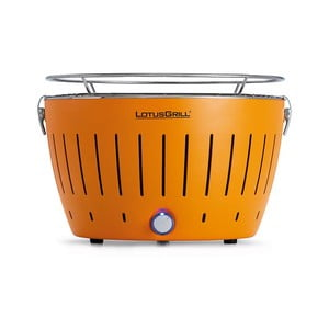 Bezkouřový gril LotusGrill Mandarine Orange