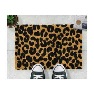 Preș Artsy Doormats Leopard, 40 x 60 cm
