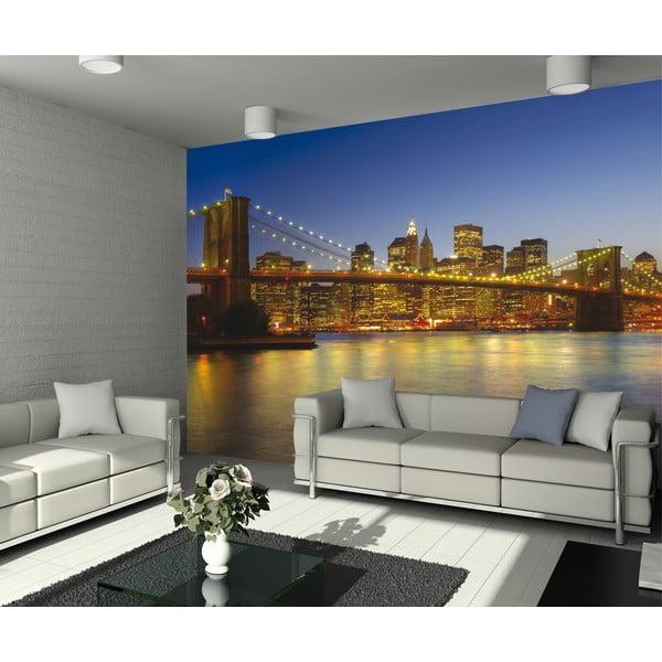 Velkoformátová tapeta Brooklynský most, 315x232 cm