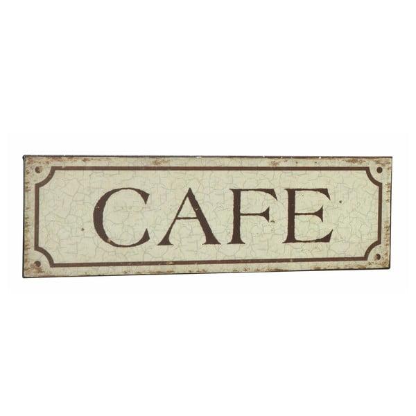 Cedule Cafe, 31x10 cm