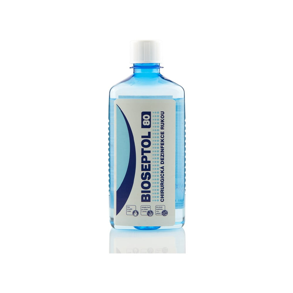 Antibakteriální dezinfekce Bioseptol 80, 500ml