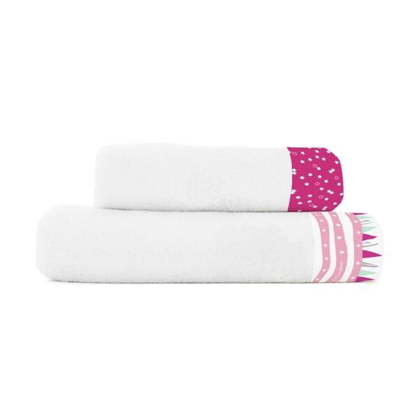 Sada ručníku a osušky Baleno My Princess