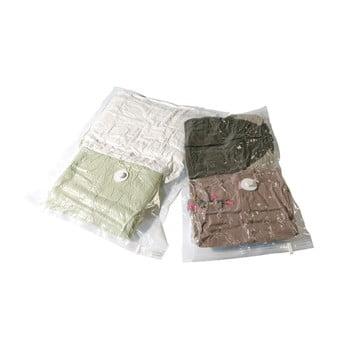 Set 2 saci pentru depozitare haine cu vacuum Compactor Clear de la Compactor