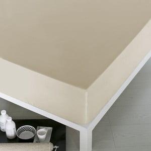 Prostěradlo Home Cream, 100x200 cm