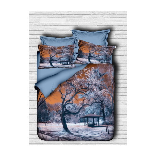 Fiona karácsonyi, kétszemélyes ágyneműhuzat, 200 x 220 cm