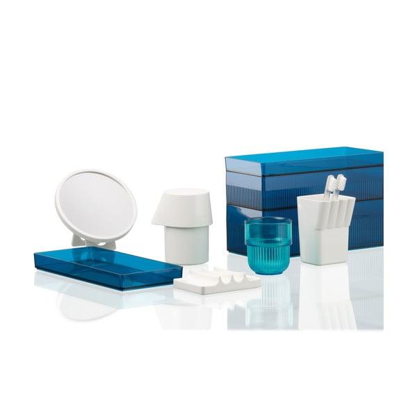 Krabička Kali L, stohovatelná, modrá