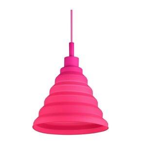 Závěsné svítidlo Multi Colours, růžové