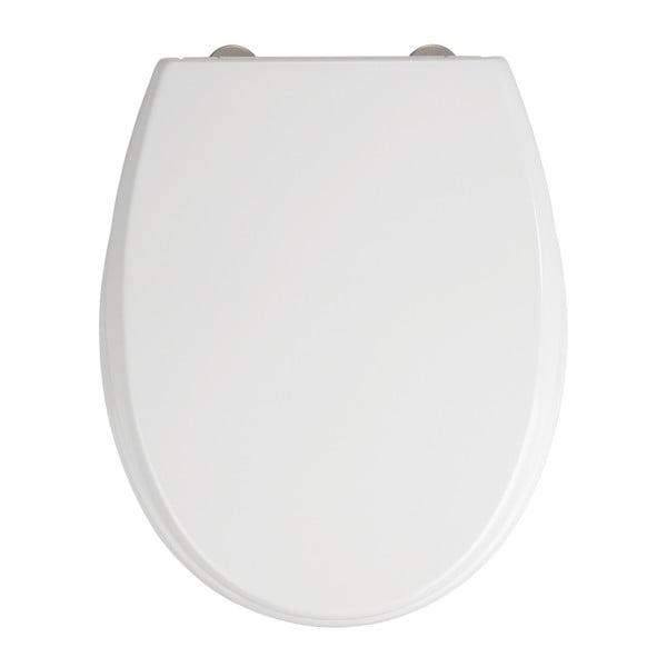 Capac WC din duroplast Wenko Furlo, alb