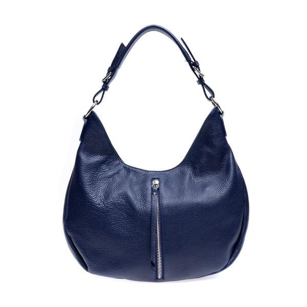 Modrá kožená kabelka Roberta M Beatrice