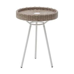 Dřevěný odkládací stolek InArt, 44 x 59 cm