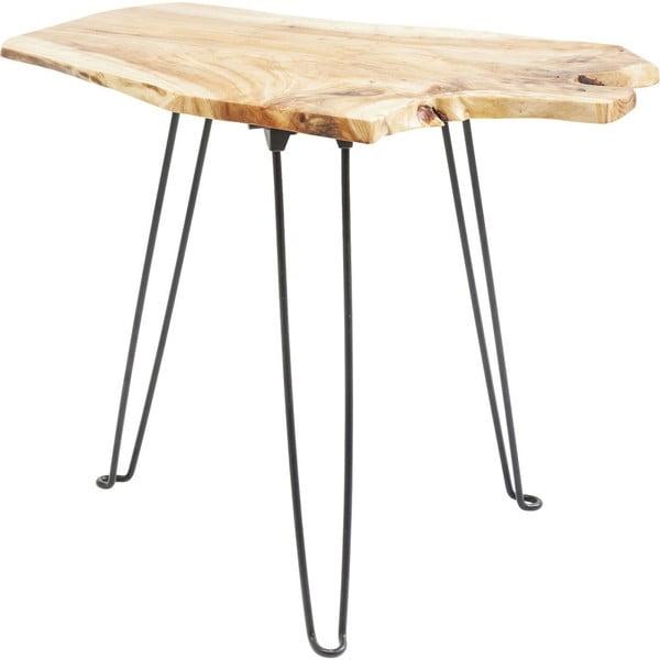 Art Factory tárolóasztal, fenyő asztallappal - Kare Design