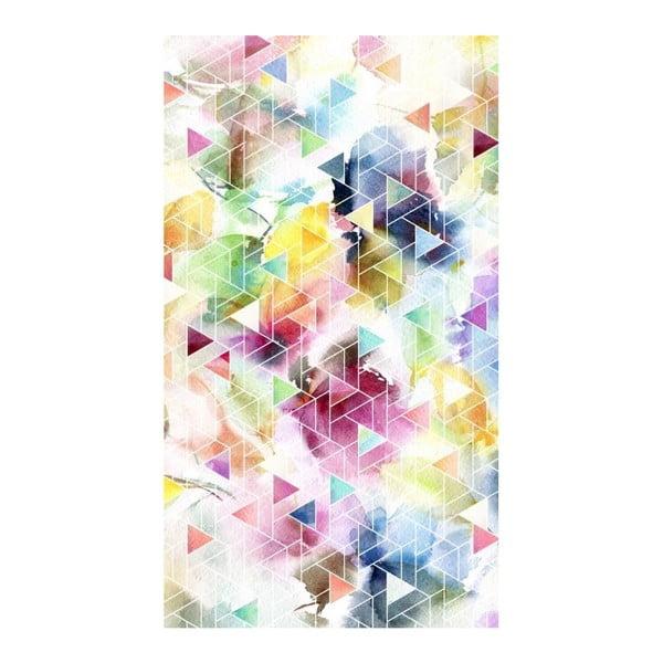 Sinoa strandtörölköző nyomtatott mintával, 100 x 180 cm - Good Morning