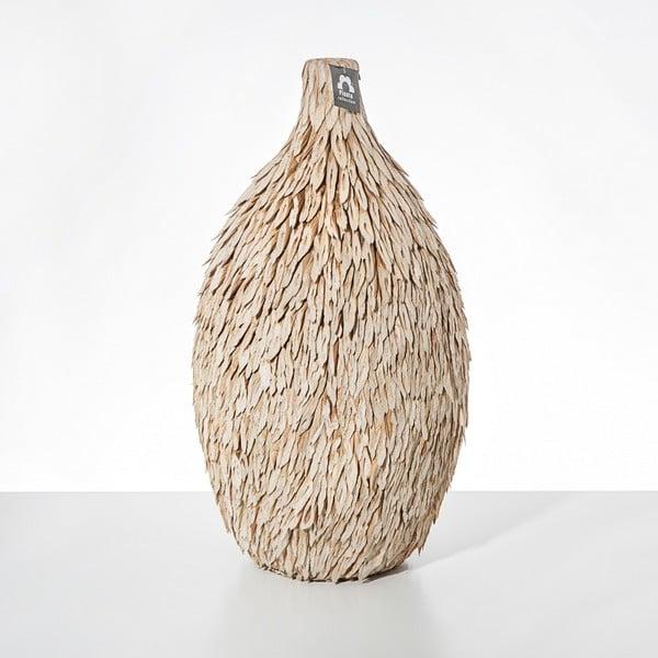 Váza Natural Drop, 60 cm