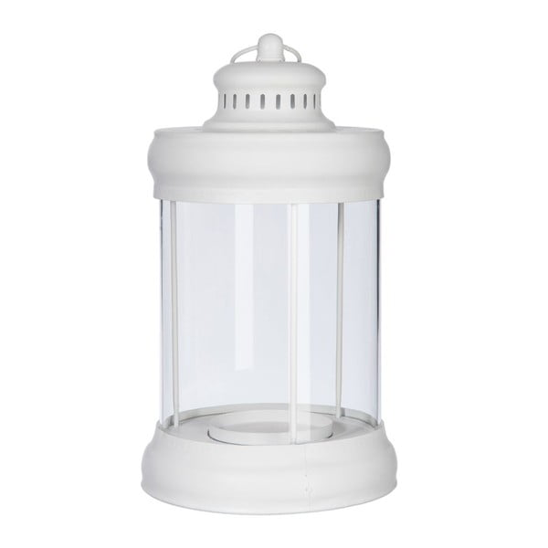 Lucerna Round White, 21x21x36 cm