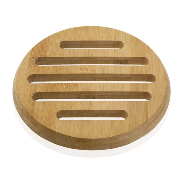 Bambú bambusz edényalátét, ø20cm - Versa
