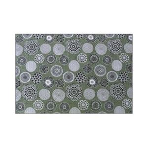 Zelený zahradní koberec Hartman Esteli, 170x120cm