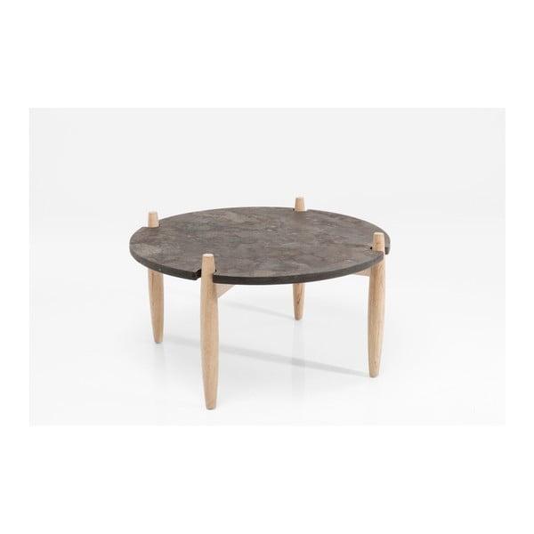 Konferenční stolek Kare Design Wilderness, Ø 80 cm