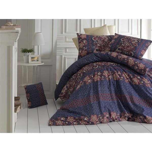 Lenjerie de pat cu cearșaf Wylla, 200 x 220 cm