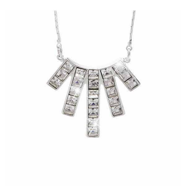 Náhrdelník s krystaly Swarovski® Yasmine Annalisa Crystal