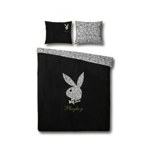 Povlečení Playboy Money Bunny, 140x200 cm