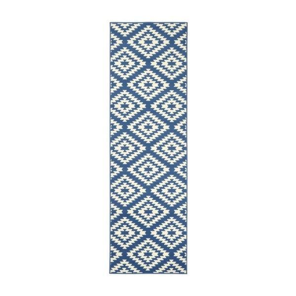 Covor Hanse Home Jenny, 80 x 350 cm, albastru