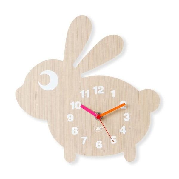 Nástěnné hodiny Rabbit Wood