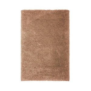 Koberec Promo Shaggy 120x170 cm s 3 cm dlouhým vlasem, hnědý