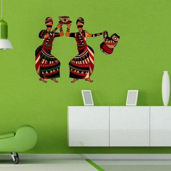 Dekorativní nálepka na stěnu Colorfull