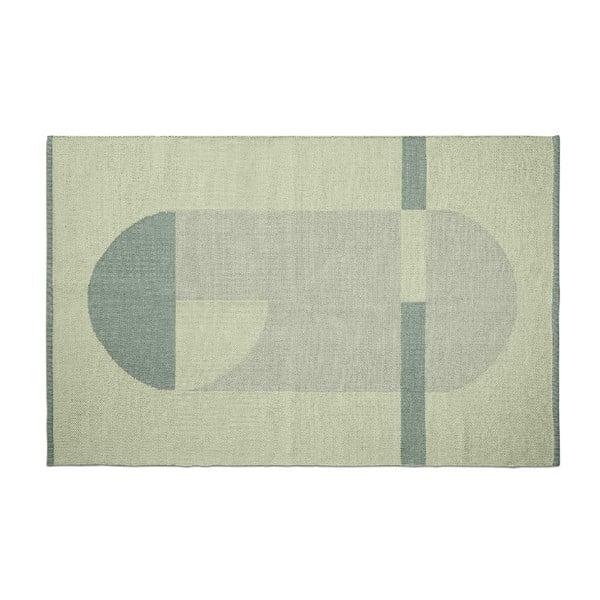 Zelený detský koberec Flexa Room, 120 x 180 cm