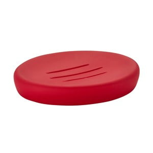 Podložka pod mýdlo, červená