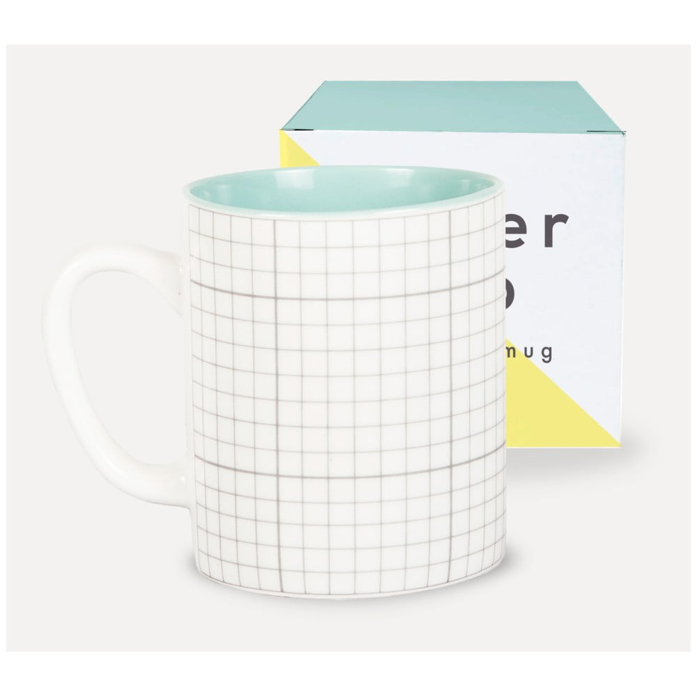 Hrnek z porcelánu U Studio Design Graph
