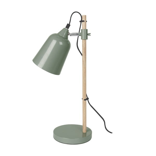 Stolní lampa Present Time Wood Green