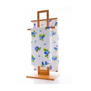 Ručník Buse Blue, 70x140 cm