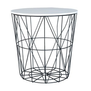 Odkládací stolek Clayre & Eef Basket, 40 cm