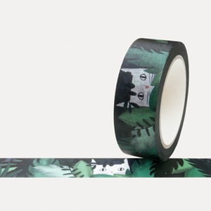 Washi páska U Studio Design Jungle, délka 4 m