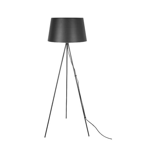 Czarna lampa stojąca Leitmotiv Classy