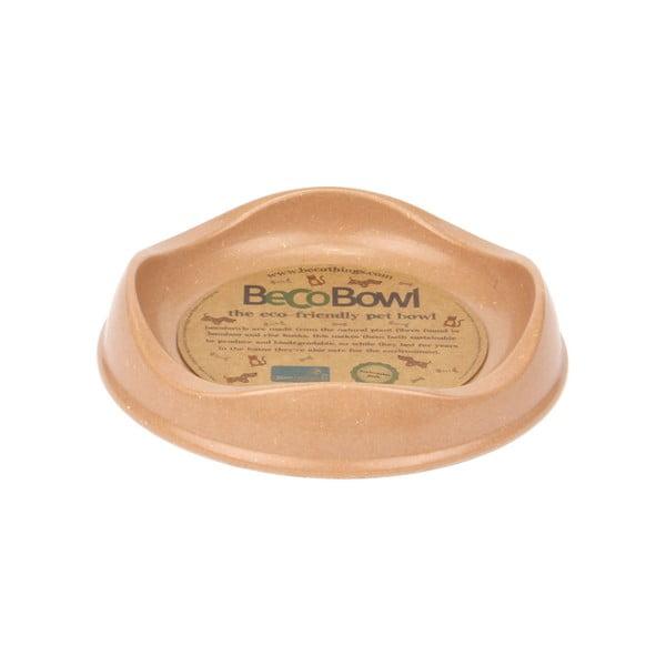 Kočičí miska Beco Bowl Cat, hnědá