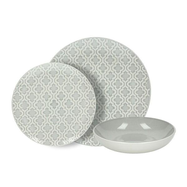 Sada 3 talířů Tognana Konia