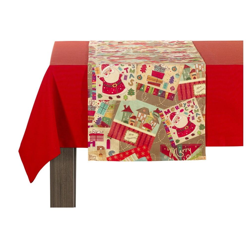 Vánoční běhoun na stůl Mike & Co. NEW YORK Comfort, 40 x 140 cm